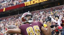 49ers officially sign TE Jordan Reed