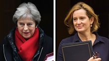 Amber Rudd quits: Sajid Javid named Home Secretary as Theresa May dodges questions about resignation