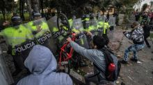 Fünf Tote bei Protesten gegen Polizeigewalt in Kolumbien