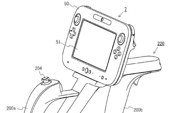 Nintendo patent application lends a look at Wii U's core technology, add-ons too