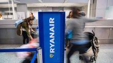 Ryanair sagt für kommende Woche 600 Flüge ab