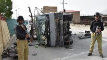 Seis muertos en un ataque talibán a las fuerzas de seguridad en Pakistán