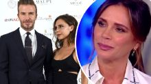 Victoria Beckham's cheeky reveal about sex life with David