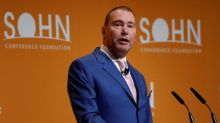DoubleLine's Gundlach says S&P 500 likely to go below its February 2018 lows
