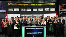 BMO Exchange Traded Funds Opens the Market
