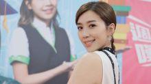 Mandy Wong denies being devalued by TVB