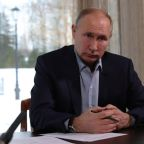 Putin calls pro-Navalny marches illegal, new protest set for Sunday