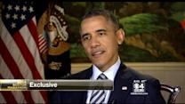 President Sends Message To Boston And Marathon Runners