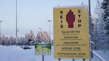Conman sets up fake Russia border with Finland to trick migrants