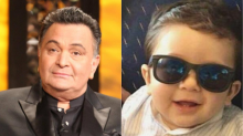 Grand-uncle Rishi Kapoor shares cute birthday wishes for Taimur Ali Khan