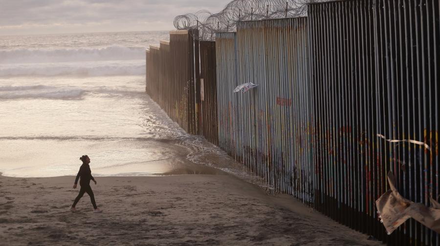 La ruta de la droga que el muro no podrá parar