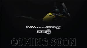 SUZUKI「V-STROM 650XT」改款消息預告登場!