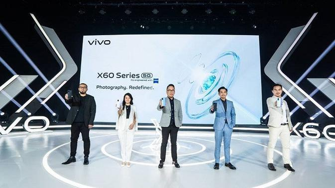 Cek Harga Vivo X60 dan Vivo X60 Pro yang Resmi Melenggang ...