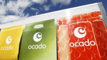 Ocado shares hit record after company plays down fire impact