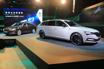 119.9萬元起六車型 小改款Škoda Superb佛心大禮包上市!