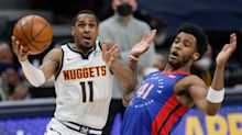 Detroit Pistons game vs. Denver Nuggets: Time, TV, more info