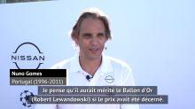 """Exclusif - Nuno Gomes : """"Lewandowski aurait mérité le Ballon d'Or"""""""