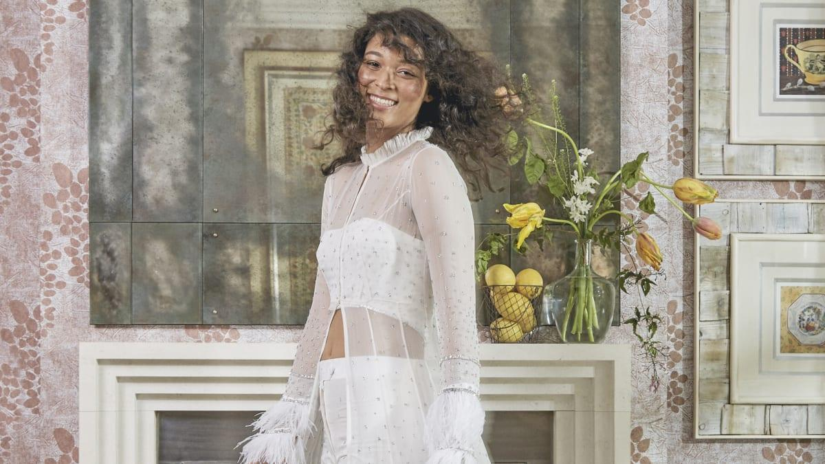 The Wedding Dress Trends For Spring 2021 May Surprise You