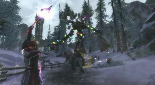 RIFT wishes fans happy holidays with a new Fae Yule video