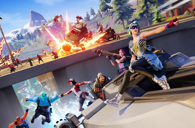 'Fortnite' will be a PS5 and Xbox Series X launch title