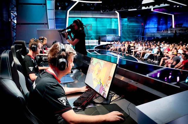 The next TBS esports series looks inside a major 'CS:GO' tournament