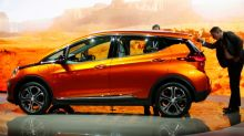 Tesla delays, tax credit concerns spur sales of Chevy Bolts