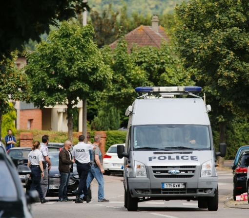 France church attacker was charged for terror link