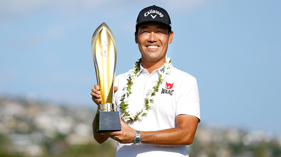 Kevin Na wins Sony Open with late charge