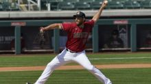 D-backs' Madison Bumgarner with a solid first start of spring training