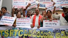 Telangana: KCR's Stubbornness May Cost 48,000 Workers Their Jobs