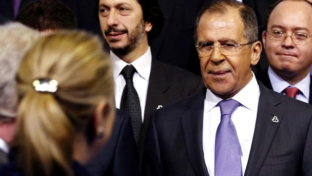 Russia signals possible support for Syrian political transition