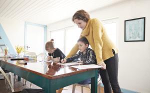 Coronavirus: How to split child care duties fairly