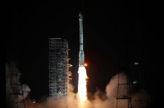 China gives its homegrown GPS rival another big push