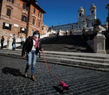 Italy's daily coronavirus cases soar to new daily record above 15,000