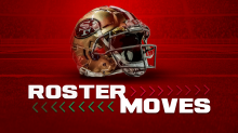 49ers sign safety, add WR and DB to practice squad