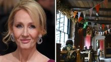 'Never visited in my life': JK Rowling debunks claims recently sold pub was inspiration for Harry Potter