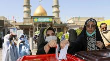 Live: Iran votes in presidential poll with few choices, high apathy