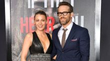 Ryan Reynolds Reveals He Is a Sentimental Guy as He Walks the Red Carpet with Wife Blake Lively