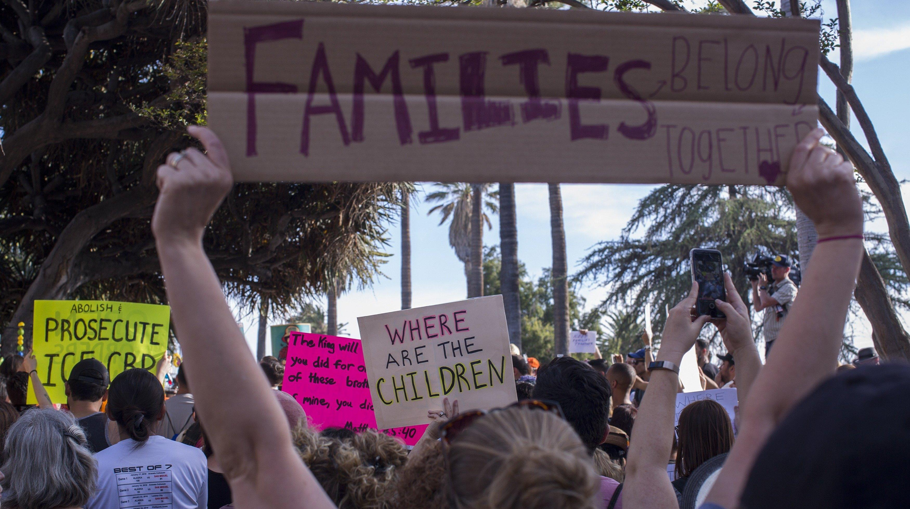 The United States' Long History Of Separating Families Of Color