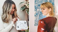 Zoe Sugg, Maisie Williams partner with WaterAid to launch 'period bags'