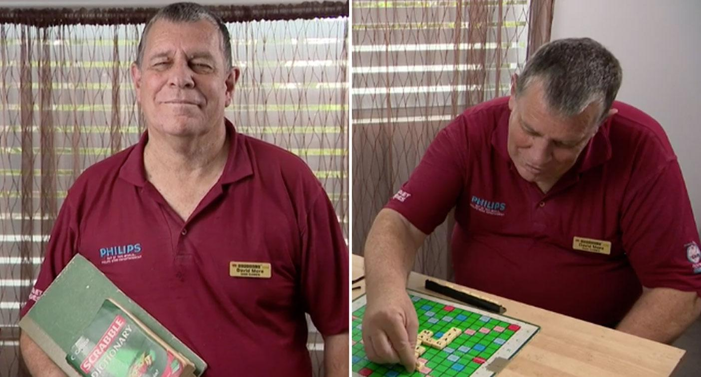 Scrabble veteran banned from playing board game in Queensland