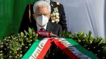 Presidente da Itália alerta que a crise do coronavírus não terminou