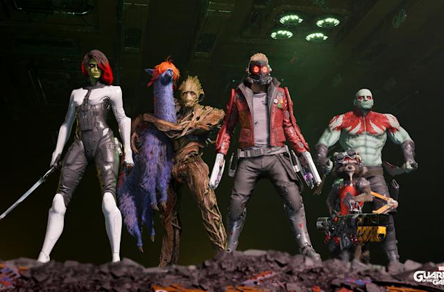 'Guardians of the Galaxy' is more 'Deus Ex' than 'Avengers'