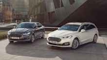 Refreshed Ford Mondeo range unveiled with new hybrid estate