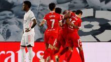 Real Madrid vs. Sevilla FC - Football Match Report