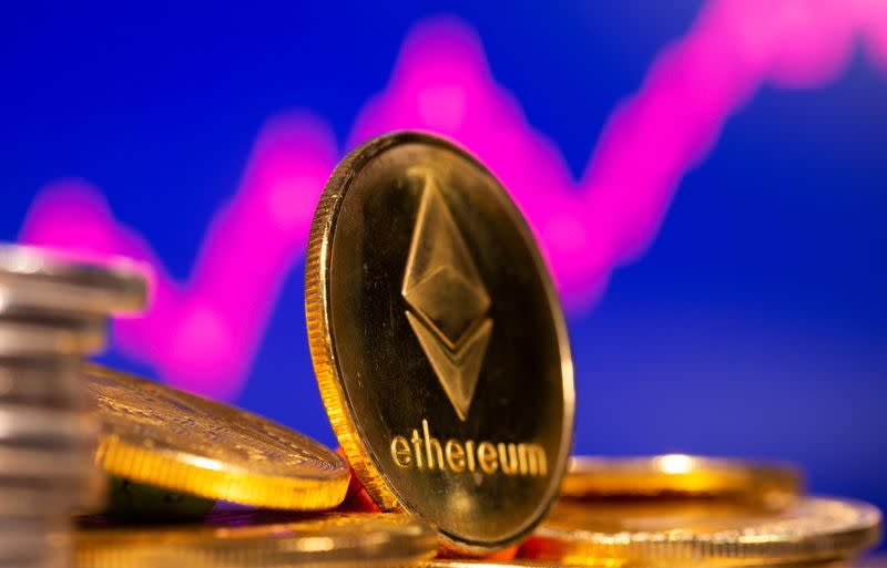 With a market capitalisation of $376 billion, traders are taking the gains in ether much more seriously and say it is catching up to bitcoin's rise and that ...