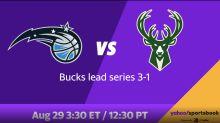 Bucks vs. Magic Game 5 best bets