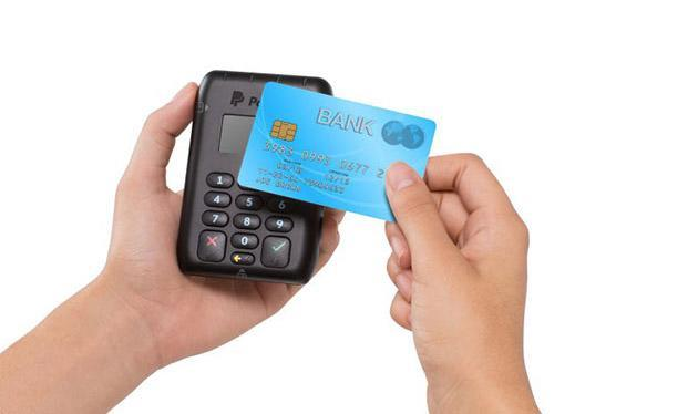PayPal's new Here card reader can handle NFC payments