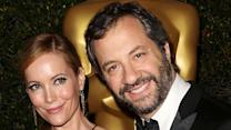 Judd Apatow And Leslie Mann Talk Working Together On Special 'Vanity Fair' Issue