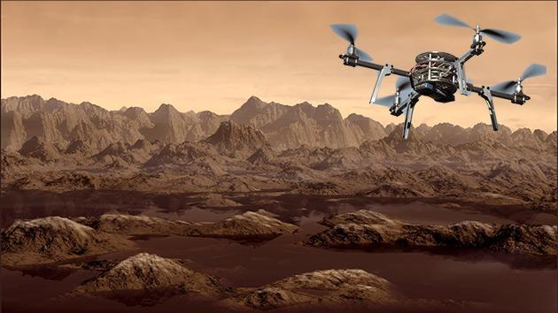 NASA wants to explore Saturn's biggest moon with drones